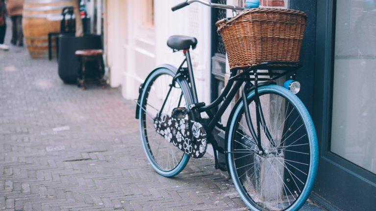 Dlaczego rower ciężko jeździ?