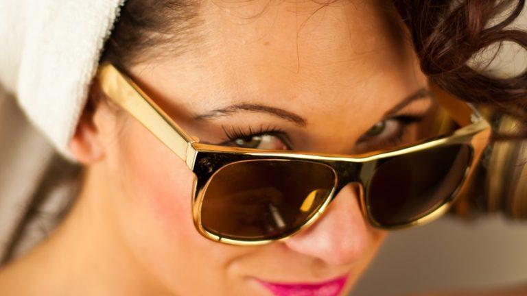 Sklep z okularami i biżuterią