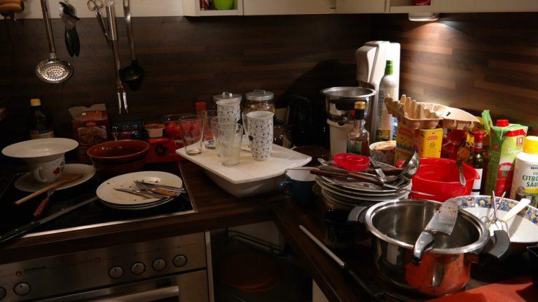 Ociekarka do nowoczesnej kuchni