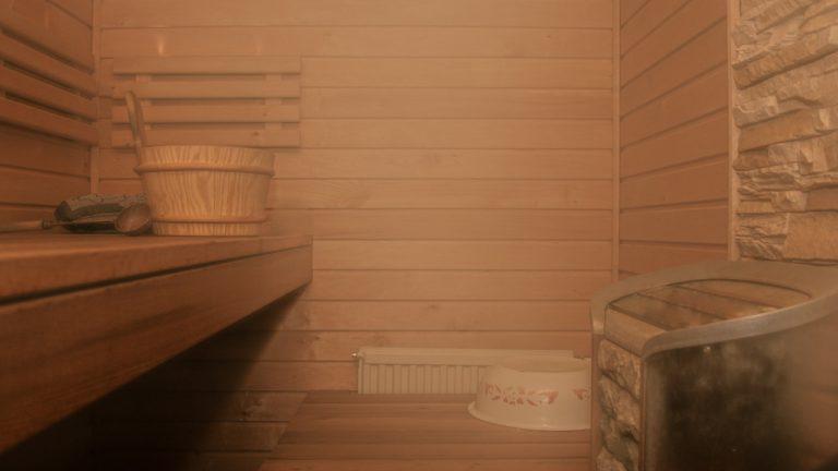 Montujemy saunę fińską