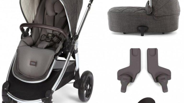 Spacer z niemowlakiem – to bardzo ważne dla zdrowia Twojego dziecka