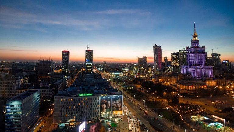Inwestycje w Warszawie