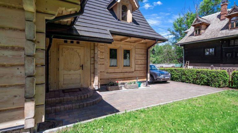 Ustronny domek w Zakopanem
