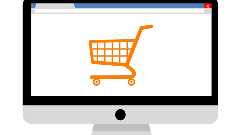Artykuły spożywcze w sklepach internetowych