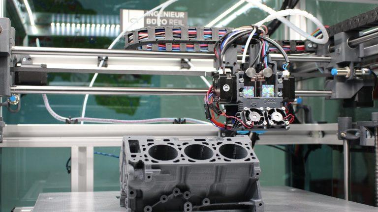 Obszary wykorzystania drukarki 3D