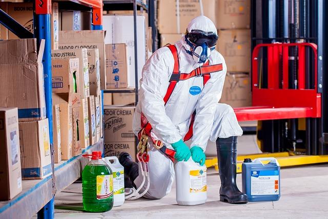 Podstawowe środki ochrony w przemyśle