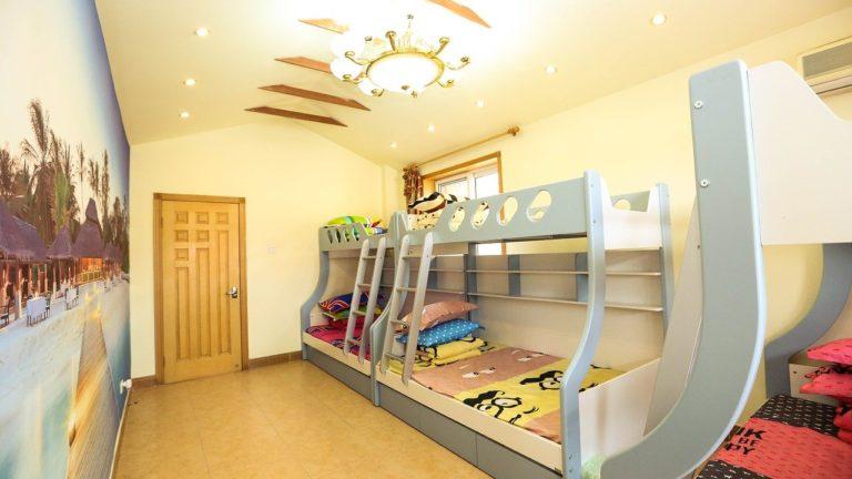 Czy łóżka piętrowe są bezpieczne dla dzieci